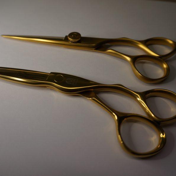 Fit Puffin Gold glänzend und Fit Gold matt