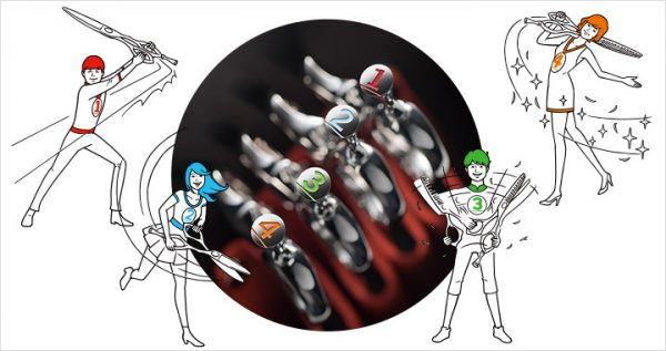 Mizutani Scissors Ichi Nino San 1-4